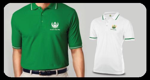 Thiết kế mẫu áo phông đồng phục