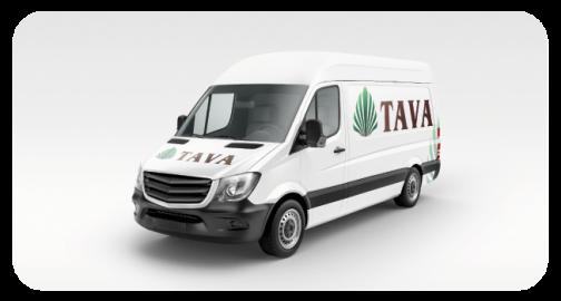 Thiết kế tờ rơi bộ nhận diện công ty TAVA