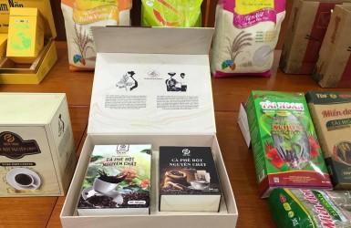 Cafe Bich Thao đạt 5 sao trong Hội đồng đánh giá, phân hạng sản phẩm OCOP quốc gia năm 2020